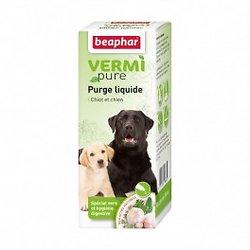 VERMIFUGE pour chien / Purge aux plantes de Beaphar Vetonature