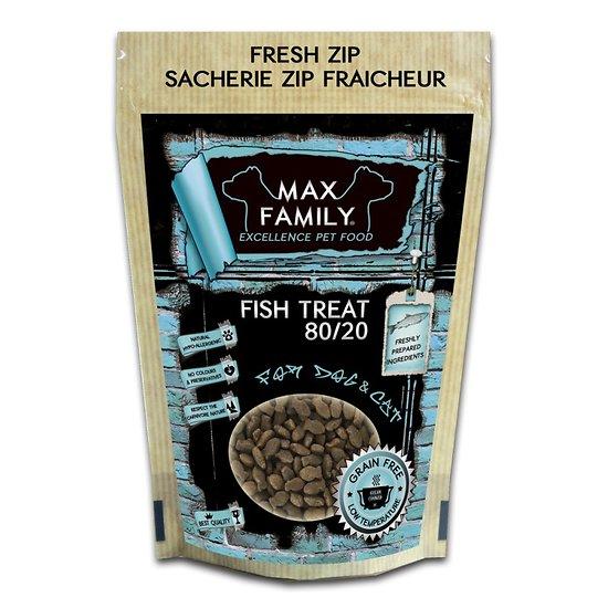GRAIN FREE Fish 80/20 - Friandises sans céréale MAX FAMILY PET FOOD