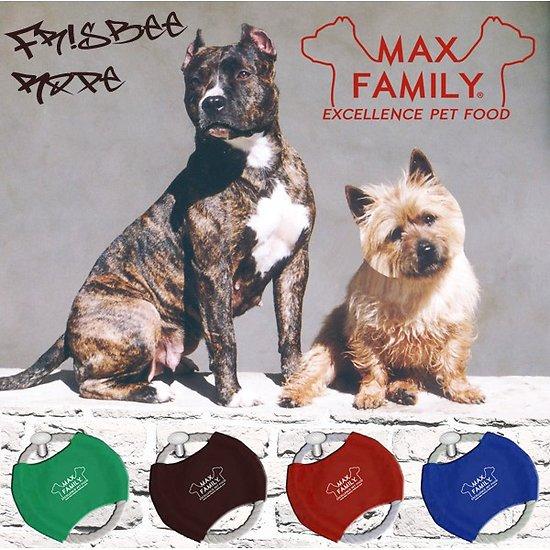 Frisbee corde MAX FAMILY jouet pour chien
