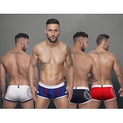 Boxer Homme Pink Hero  Be Extraordinary 4 Couleurs aux choix