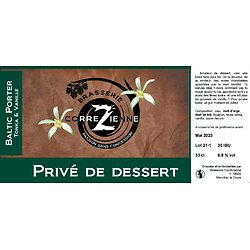 Privé de dessert 75 cl
