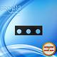 Cushion Rubber B [1mm] / Amortisseur B [1 mm]