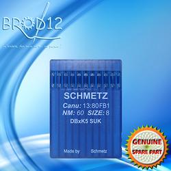 Aiguilles à Broder SCHMETZ DBxK5 60 SUK (plaquette x10)