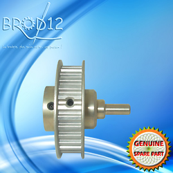 Head Drive Pulley/Shaft / Poulie Axe Z