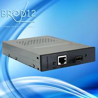 Lecteur USB interne BARUDAN