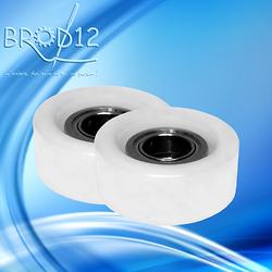Plastic Roller Set (x2) / Galet (x2)