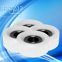 Plastic Roller Set (x4) / Galet (x4)