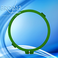OFAM Frame / Cerceau Rond 120 mm