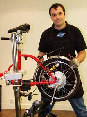 garantie buzibi et vélo electrique