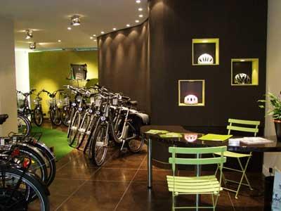 boutique de vélos électriques