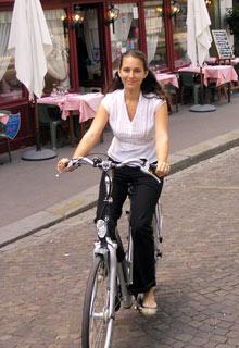 vélo électrique sans effort