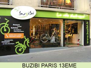 VELO ELECTRIQUE PARIS 13EME