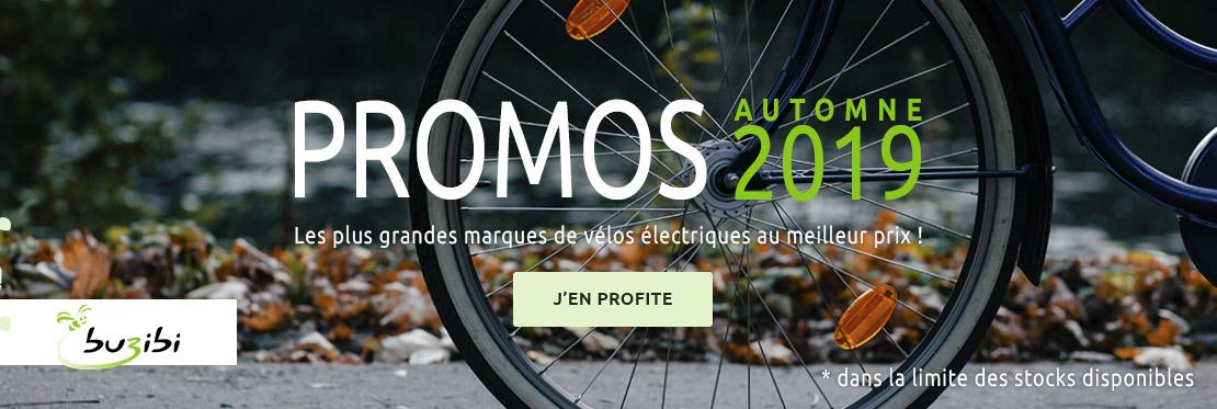 Promotions automne 2019