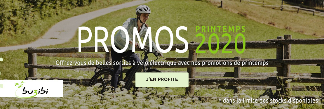 Promotions Printemps 2020