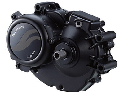 Moteur Yamaha Giant SyncDrive Sport pour VTT électrique