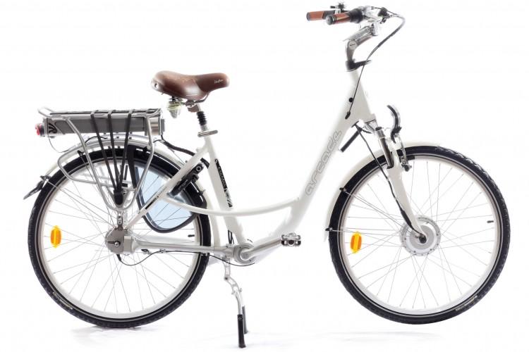 Le vélo électrique BUZIBI Arcade E-Cardan 26 36V