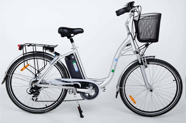 Le vélo électrique BUZIBI Cyclo2 City