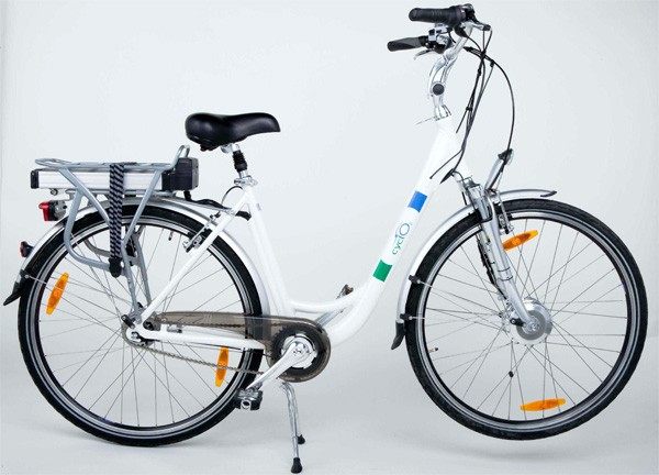 Le vélo électrique BUZIBI Cyclo2 City+