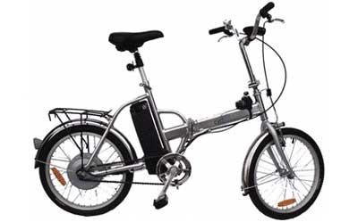 Le vélo électrique pliant BUZIBI Cyclo2 Pocket