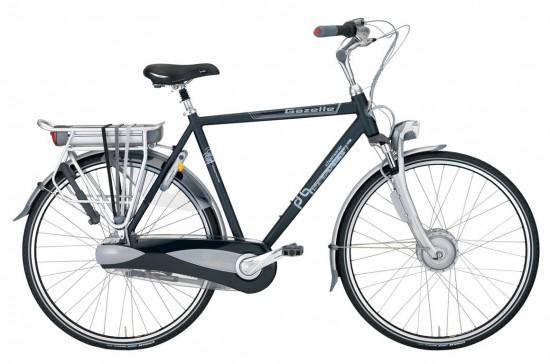 Le vélo électrique BUZIBI Gazelle Chamonix Innergy H