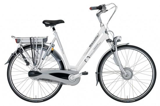 Le vélo électrique BUZIBI Gazelle Chamonix Innergy Universel