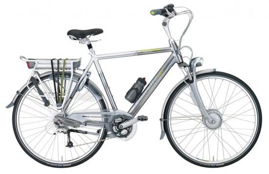 Le vélo électrique BUZIBI Gazelle Médéo Innergy H