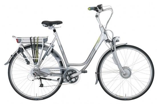 Le vélo électrique BUZIBI Gazelle Médéo Innergy