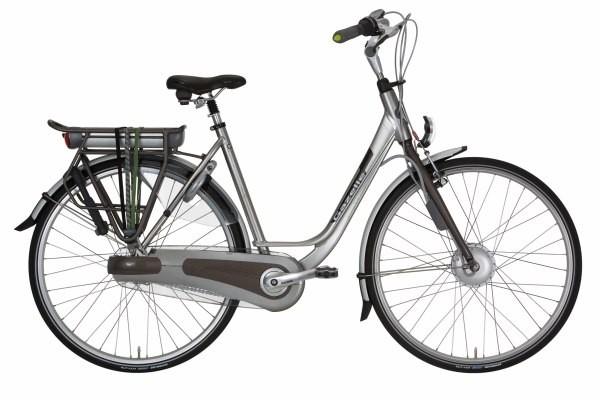 Le vélo électrique BUZIBI Gazelle Orange Pure Innergy U