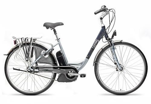 Le vélo électrique BUZIBI Gépida Reptila 1000
