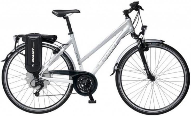 Le vélo électrique BUZIBI Giant Aspiro RS1