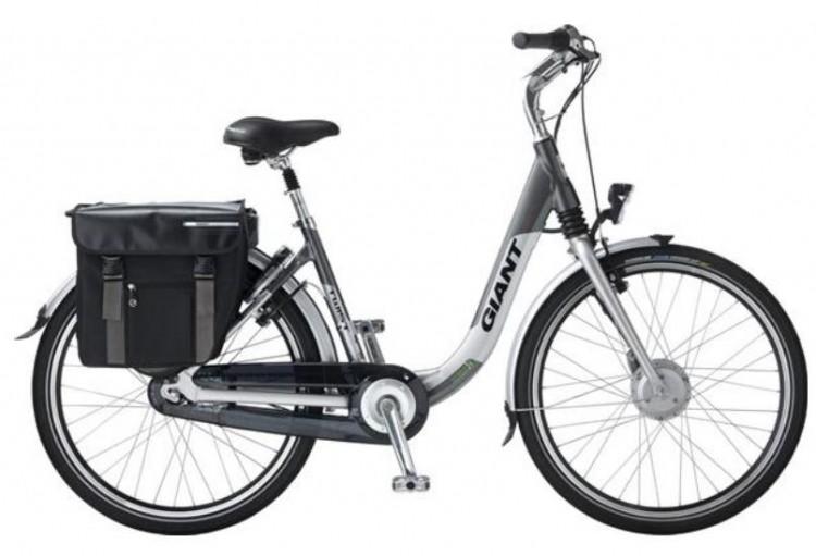 Le vélo électrique BUZIBI Giant Elegance Double