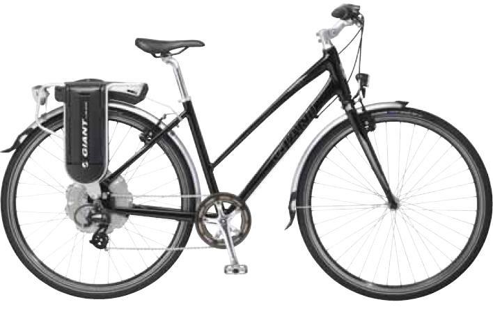 Le vélo électrique BUZIBI Giant Escape W