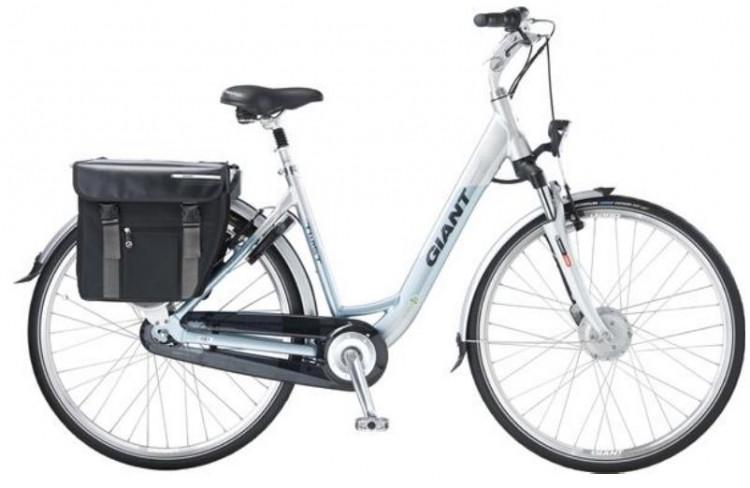 Le vélo électrique BUZIBI Giant Esprit Double