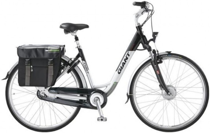 Le vélo électrique BUZIBI Giant Esprit Power U