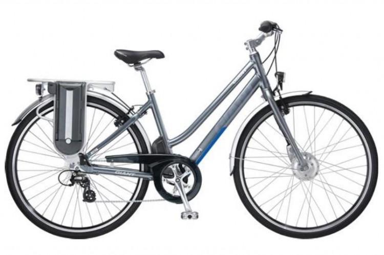 Le vélo électrique BUZIBI Giant Express W