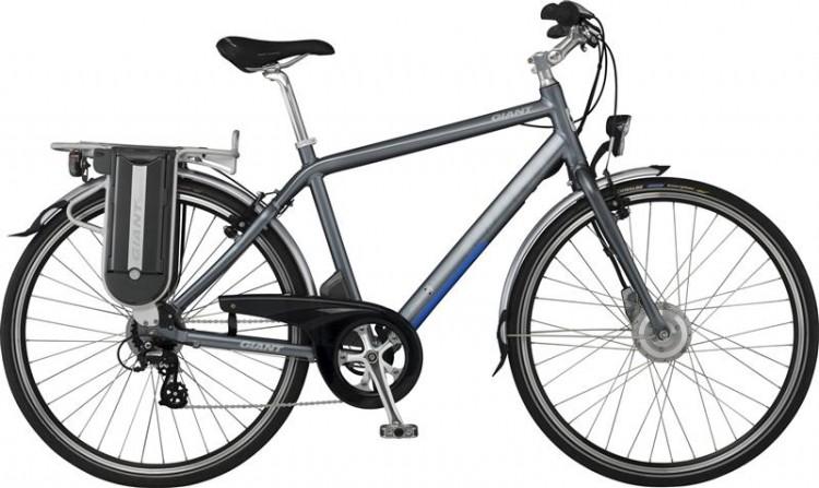 Le vélo électrique BUZIBI Giant Twist Express H