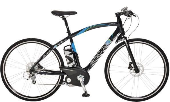 Le vélo électrique BUZIBI Gitane Nocar E-Bike H