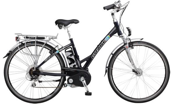Le vélo électrique BUZIBI Gitane Nocar E-Bike Mixte