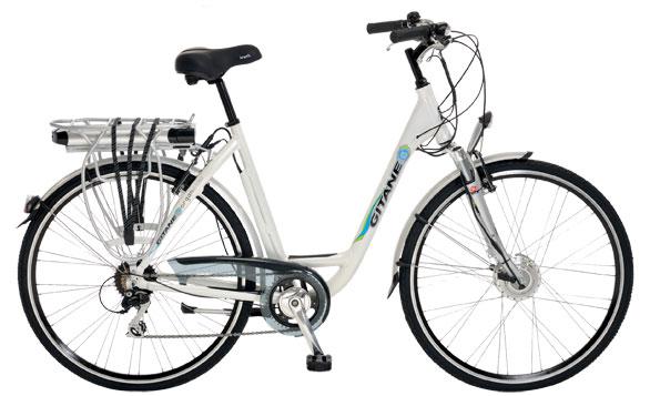 Le vélo électrique BUZIBI Gitane Organ E-Bike