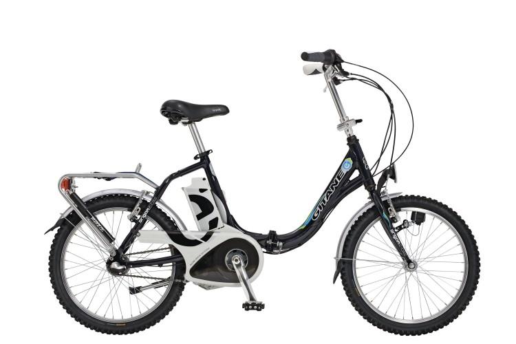 Le vélo électrique BUZIBI Gitane Origam E-Bike