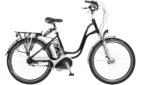 Le vélo électrique BUZIBI Gitane Real E-Bike+