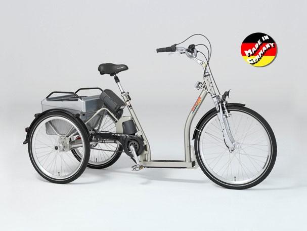 Le tricycle électrique BUZIBI Helkama Grazia