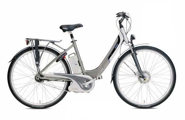 Le vélo électrique BUZIBI Helkama E 2800 U 26