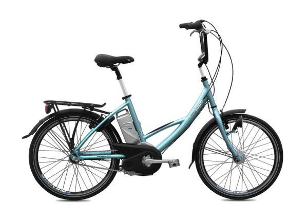 Le vélo électrique BUZIBI Helkama Jopo