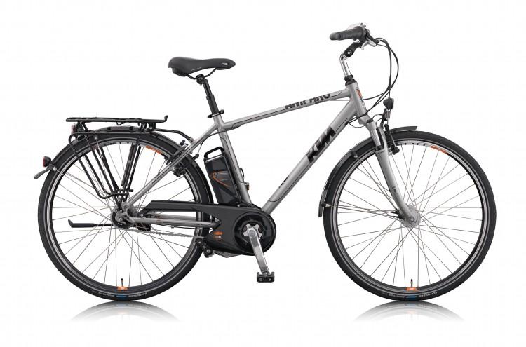 Le vélo électrique BUZIBI KTM Amparo 8 H 28