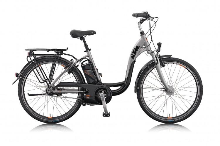 Le vélo électrique BUZIBI KTM Amparo 8 U 26