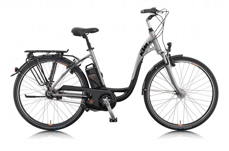 Le vélo électrique BUZIBI KTM Amparo 8 U 28