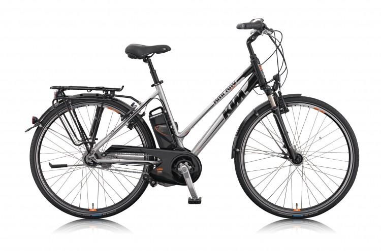 Le vélo électrique BUZIBI KTM Amparo 8+ D 28