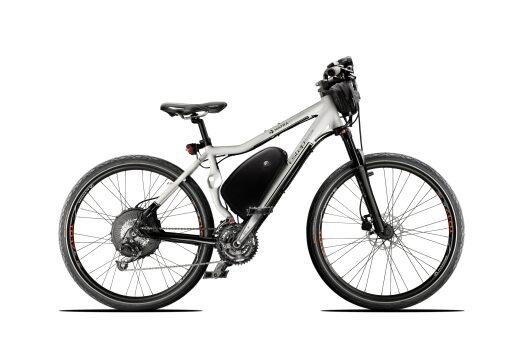 Le vélo électrique BUZIBI Matra I-Step Force