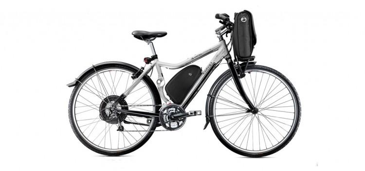 Le vélo électrique BUZIBI Matra I-Step Runner
